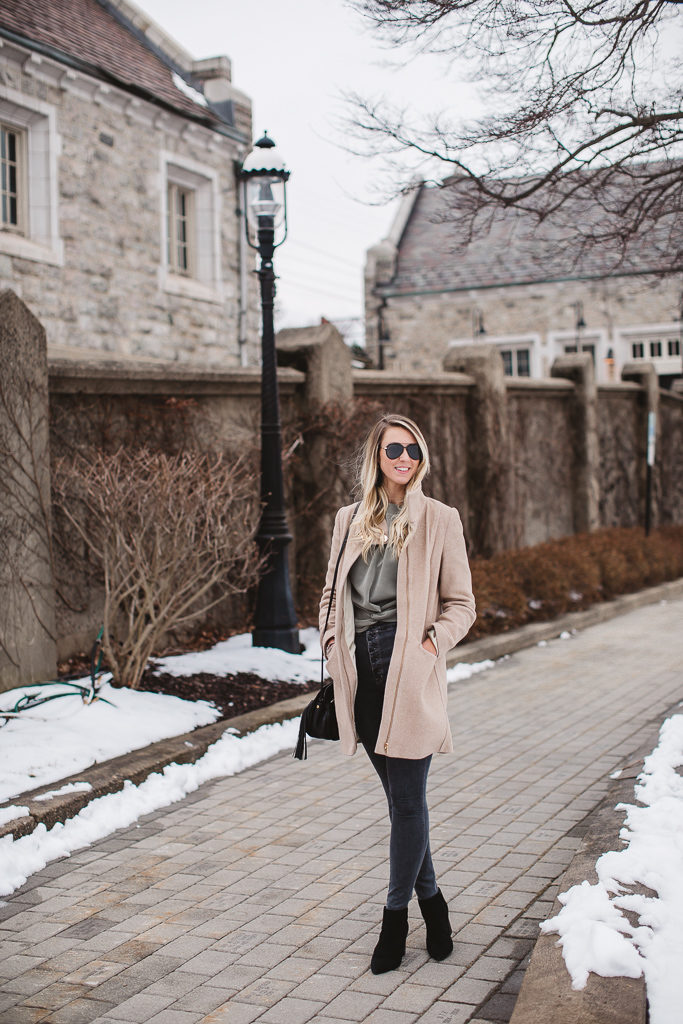 7caf102a32e96 Here are some of my favorite coats that were all great investments. The  first two are wool coats from Mango. You can find the darker, shorter one  here and ...